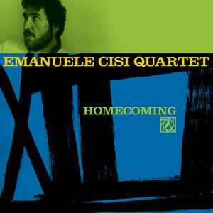 EMANUELE CISI - Homecoming cover