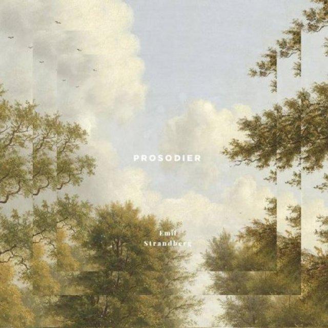 EMIL STRANDBERG - Prosodier cover