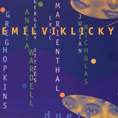 EMIL VIKLICKÝ - Duets cover