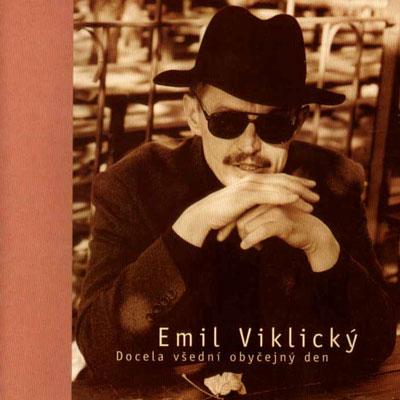 EMIL VIKLICKÝ - Just an Ordinary Day cover