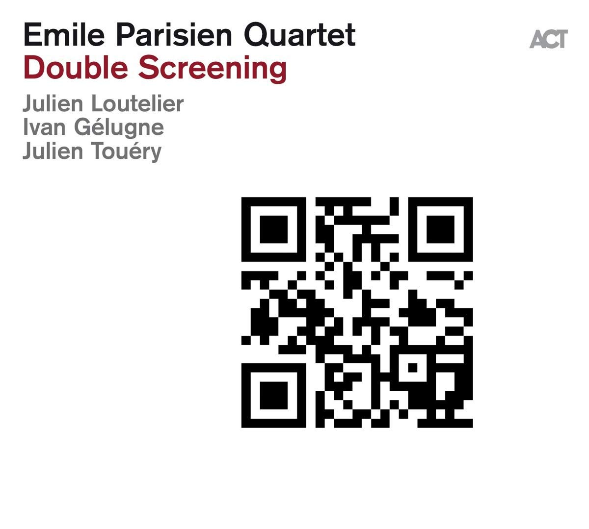 ÉMILE PARISIEN - Double Screening cover