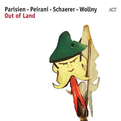 ÉMILE PARISIEN - Out of Land cover