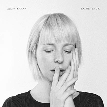 EMMA FRANK - Come Back cover