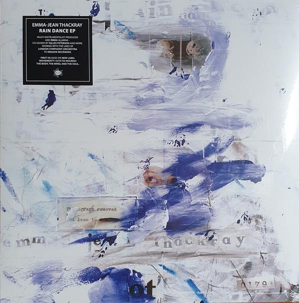 EMMA-JEAN THACKRAY - Rain Dance EP cover