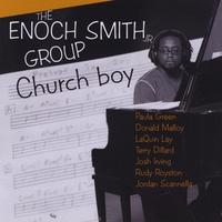 ENOCH SMITH JR. - Church Boy cover