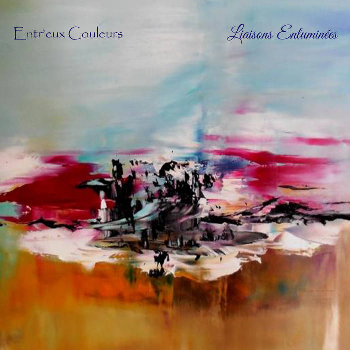 ENTREUX COULEURS - Liaisons Enluminées cover