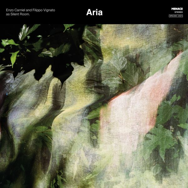 ENZO CARNIEL - Enzo Carniel and Filippo Vignato as Silent Room : Aria cover