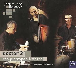 ENZO PIETROPAOLI - Doctor 3 - Live at Casa del Jazz cover