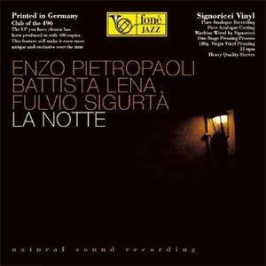 ENZO PIETROPAOLI - La Notte cover