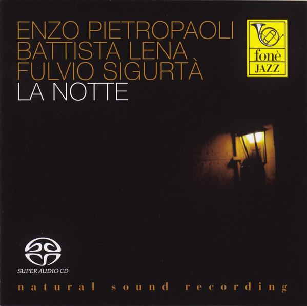 ENZO PIETROPAOLI - La Notte (SACD) cover