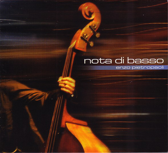 ENZO PIETROPAOLI - Nota Di Basso cover