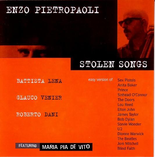 ENZO PIETROPAOLI - Stolen Songs cover
