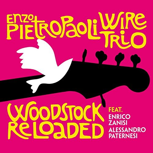 ENZO PIETROPAOLI - Woodstock Reloaded cover