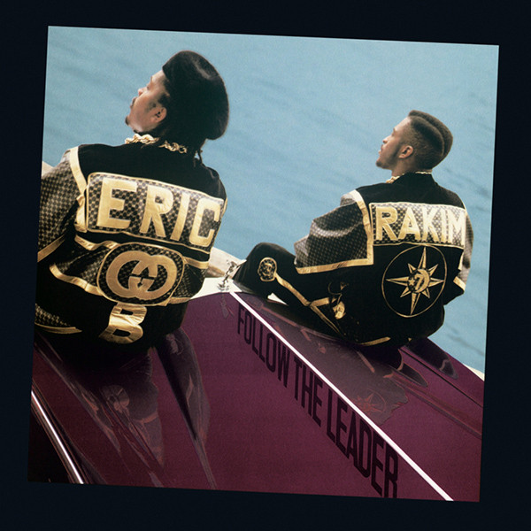 ERIC B. & RAKIM - Follow The Leader cover