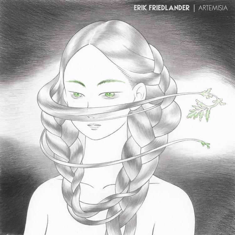 ERIK FRIEDLANDER - Artemisia cover