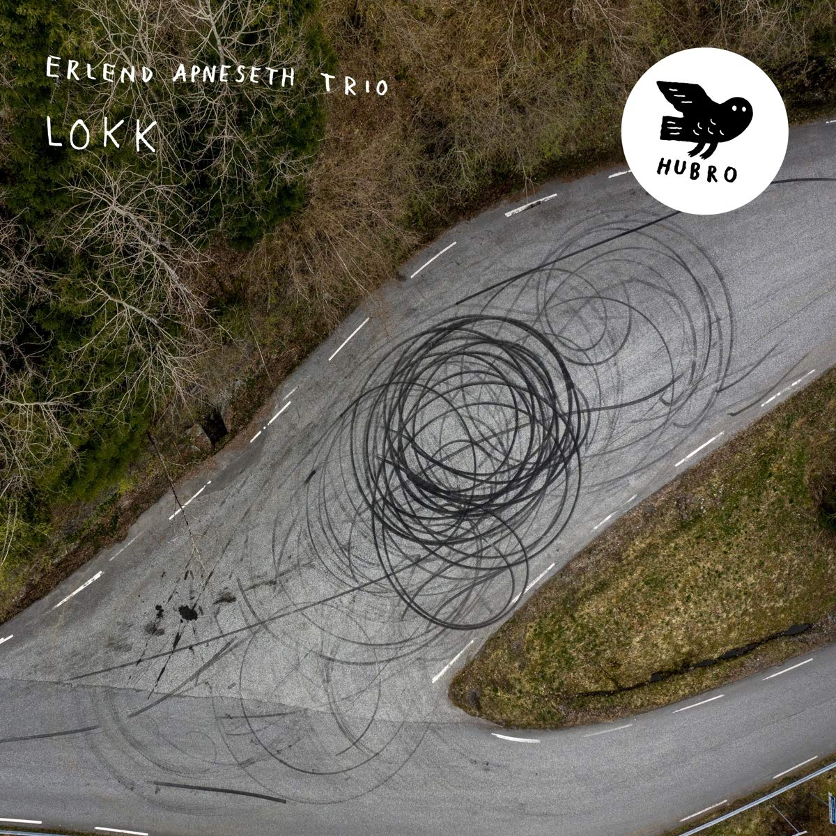 ERLEND APNESETH - Erlend Apneseth Trio : Lokk cover