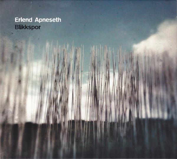 ERLEND APNESETH - Blikkspor cover