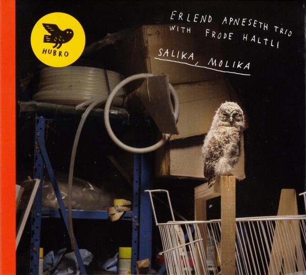 ERLEND APNESETH - Erlend Apneseth Trio With Frode Haltli : Salika, Molika cover