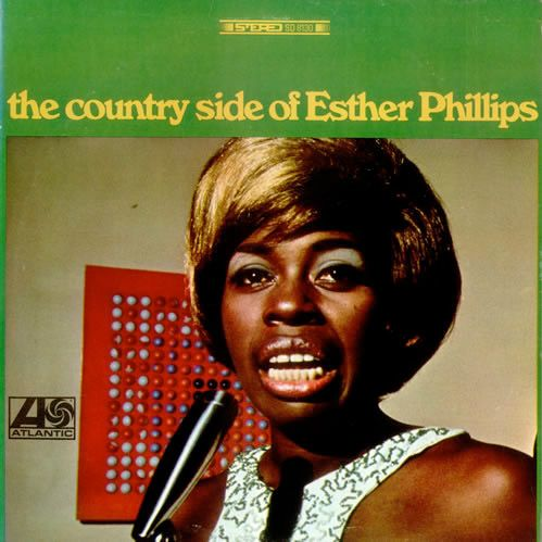 ESTHER PHILLIPS - The Country Side Of Esther Phillips (aka Release Me!) cover