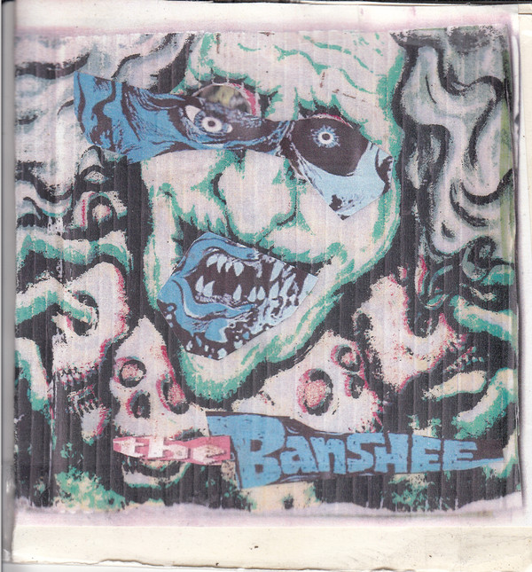 EUGENE CHADBOURNE - The Banshee cover