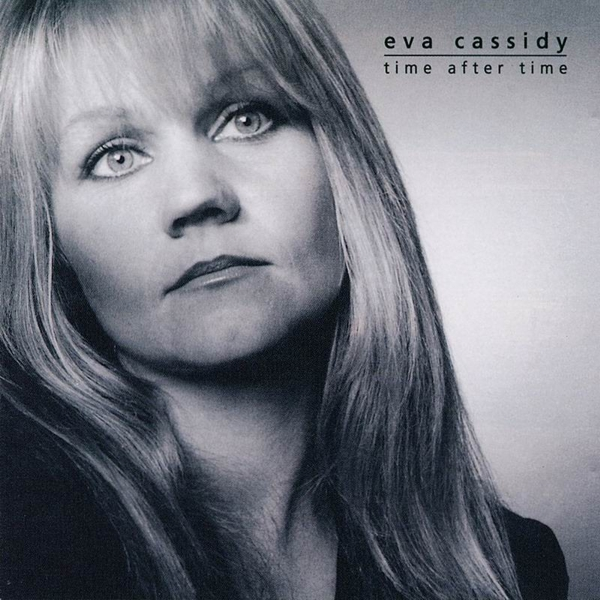 EVA CASSIDY - Time After Time cover