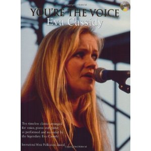EVA CASSIDY - You're The Voice cover