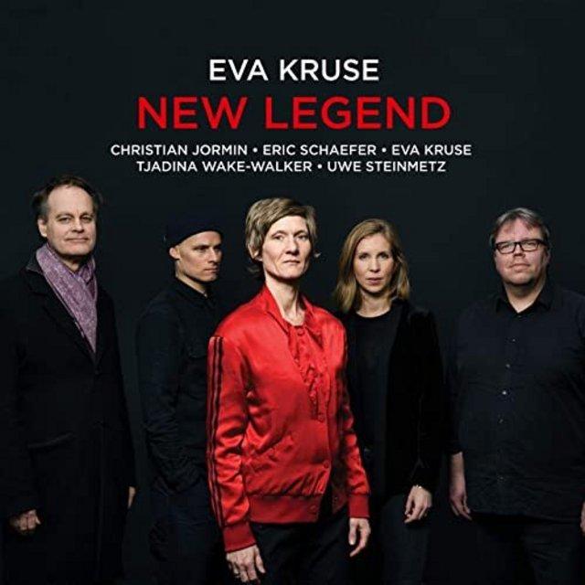 EVA KRUSE - New Legend cover