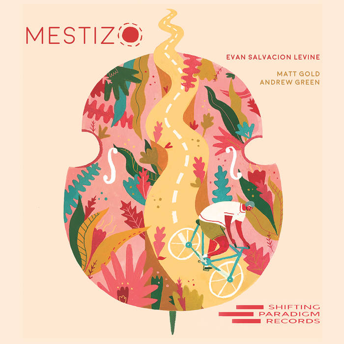 EVAN SALVACION LEVINE - Mestizo cover