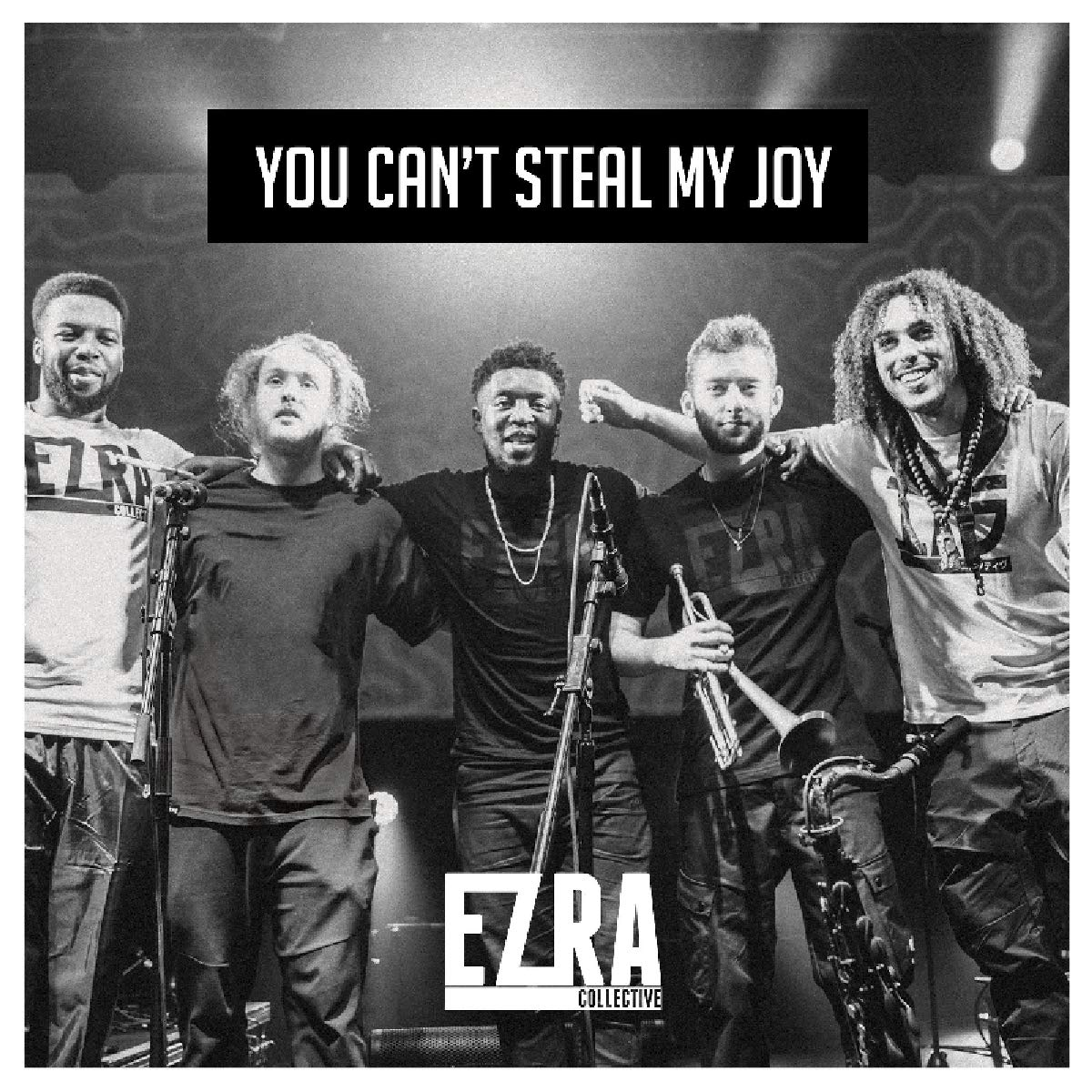 EZRA COLLECTIVE - You Cant Steal My Joy cover