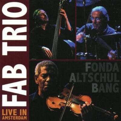 FAB TRIO - Live In Amsterdam cover