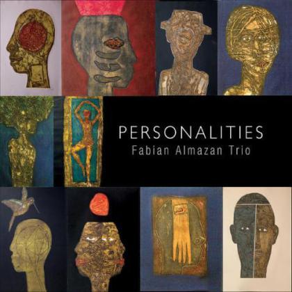 FABIAN ALMAZAN - Personalities cover