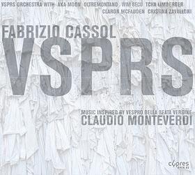FABRIZIO CASSOL - VSPRS cover