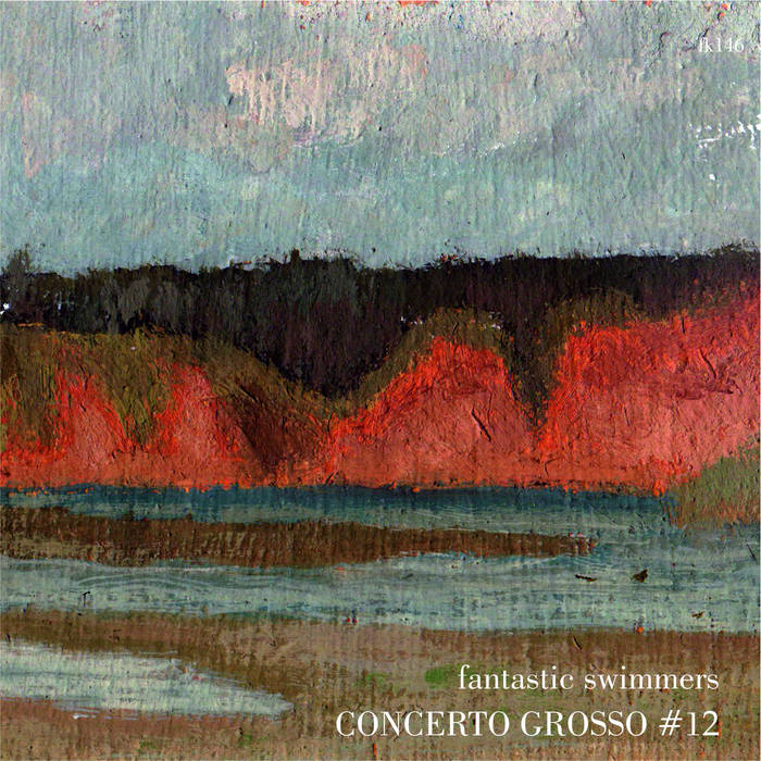 FANTASTIC SWIMMERS - Concerto Grosso #12 cover