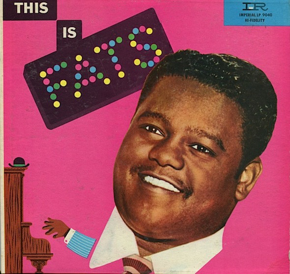 FATS DOMINO - This Is Fats cover