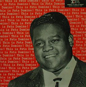 FATS DOMINO - This Is Fats Domino! cover