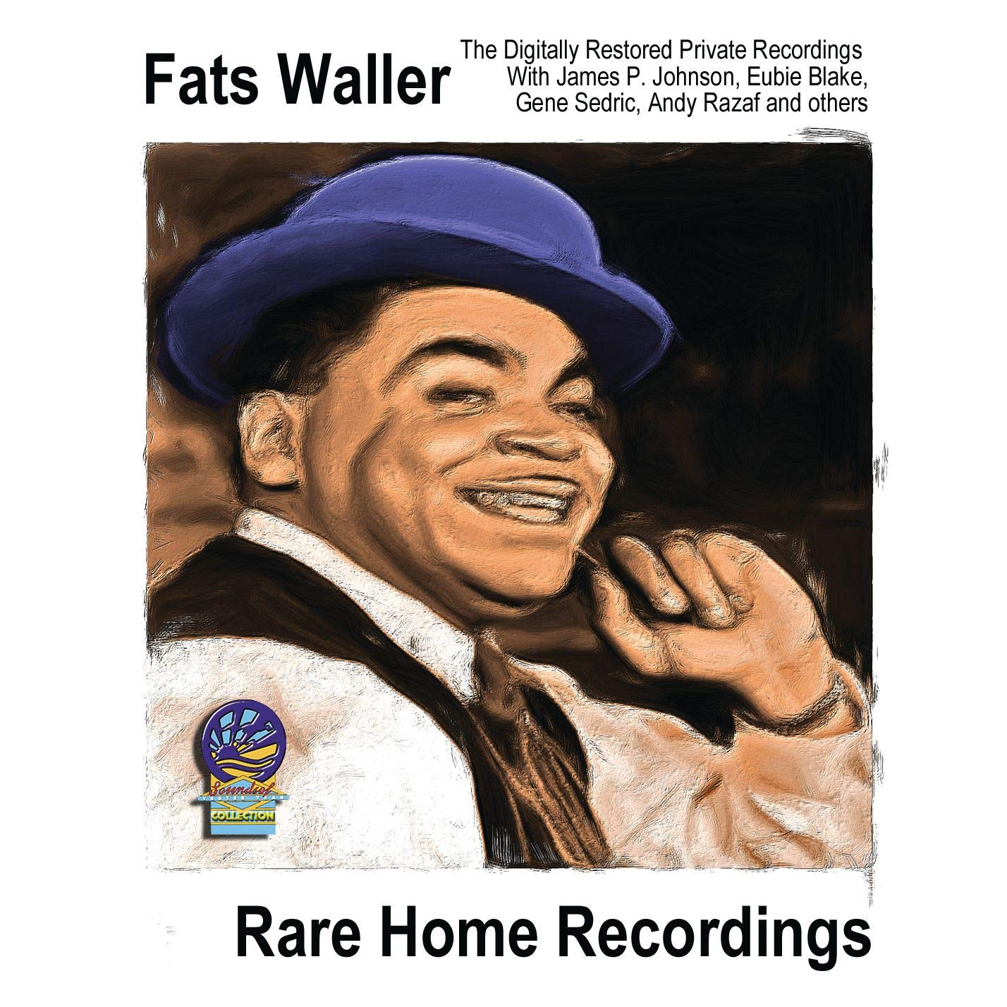 FATS WALLER - Rare Home Recordings cover