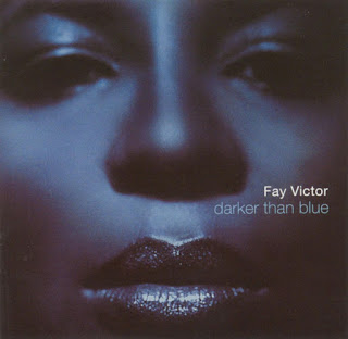 FAY VICTOR - Darker Than Blue cover