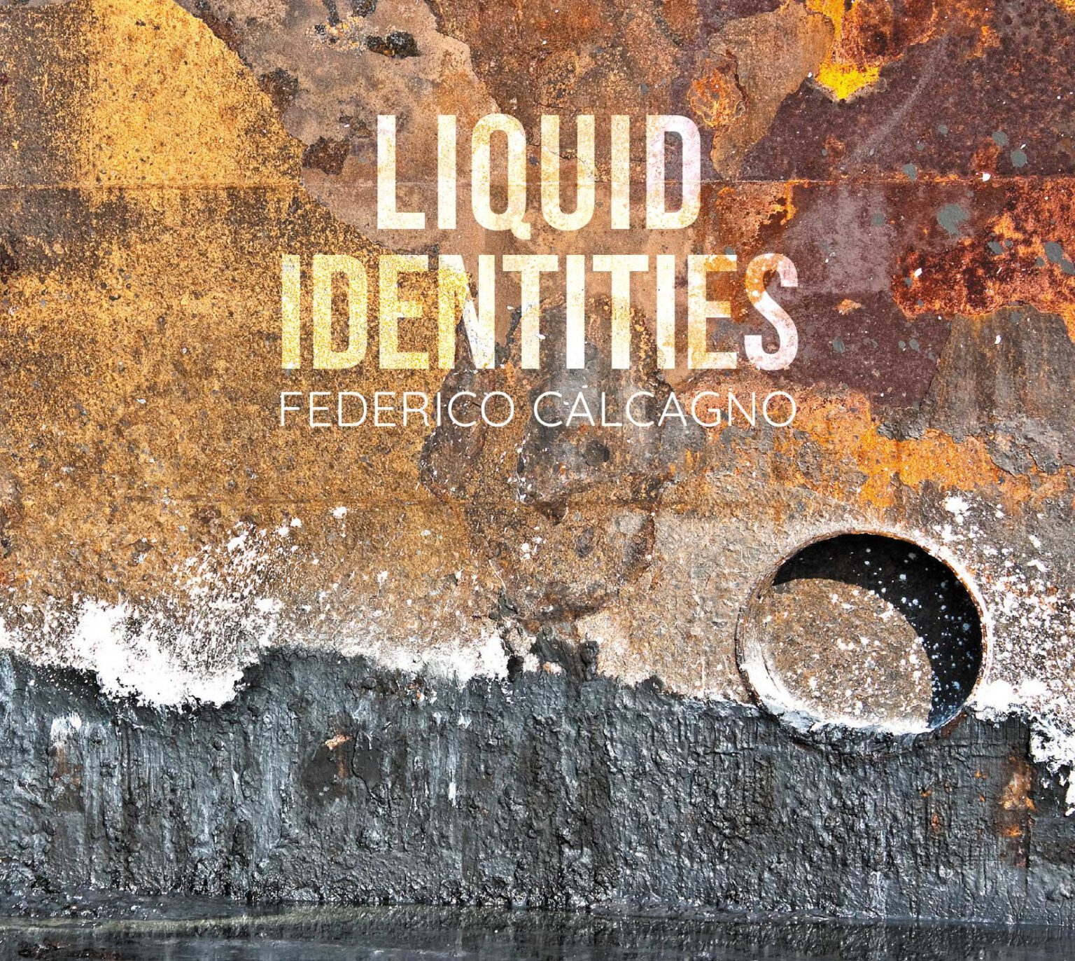 FEDERICO CALCANGO - Liquid Identities cover