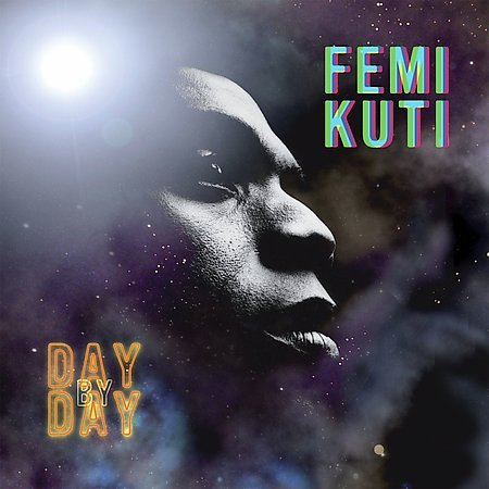 FEMI KUTI - Day By Day cover