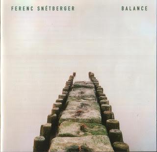 FERENC SNÉTBERGER - Balance cover