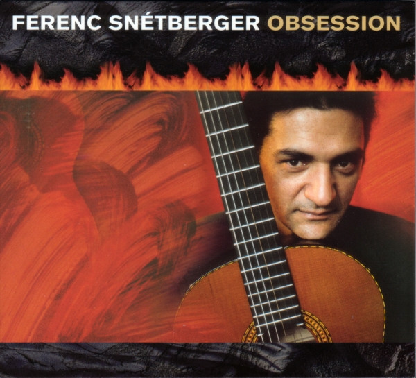 FERENC SNÉTBERGER - Obsession cover