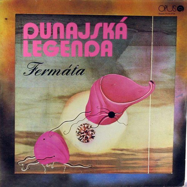 FERMÁTA - Dunajská legenda cover