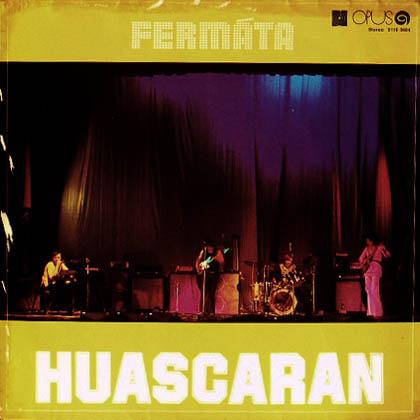 FERMÁTA - Huascaran cover