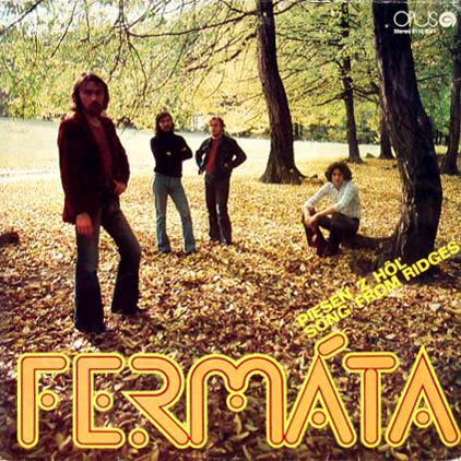 FERMÁTA - Pieseň z hôľ ( Song From Ridges) cover