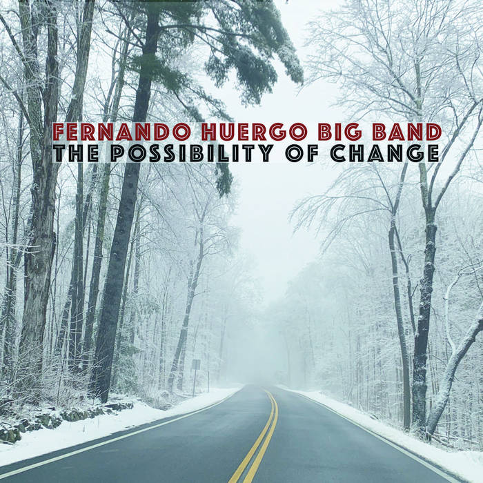 FERNANDO HUERGO - Fernando Huergo Big Band : The Possibility of Change cover