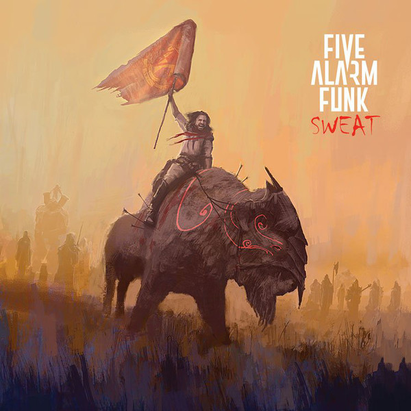 FIVE ALARM FUNK - Sweat cover