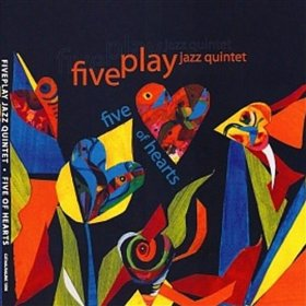 FIVE PLAY JAZZ QUINTET - Five Of Hearts cover