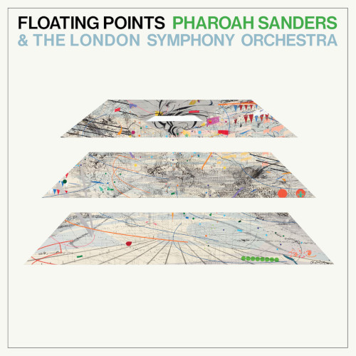FLOATING POINTS - Floating Points Pharoah Sanders & The London Symphony Orchestra cover