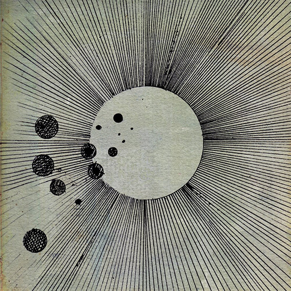 FLYING LOTUS - Cosmogramma cover