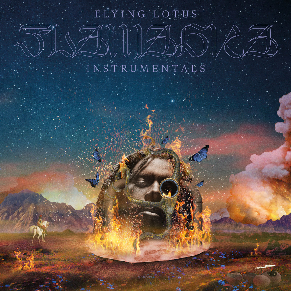 FLYING LOTUS - Flamagra (Instrumentals) cover